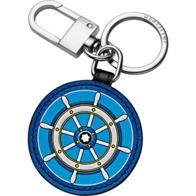 Ключодържател - Montblanc  Meisterstück Soft Grain Steering Wheel Key Fob