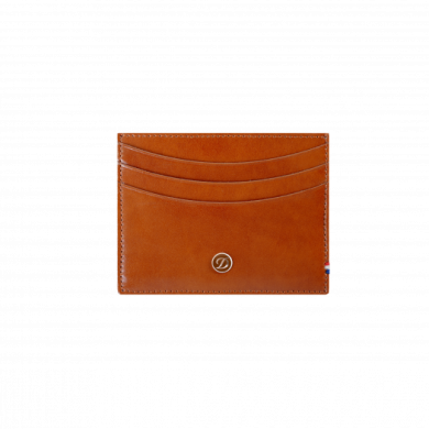 Калъф за карти LINE D / CREDIT CARDS HOLDER BROWN