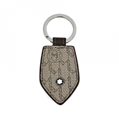 Ключодържател - Montblanc Signature Stone/Brown