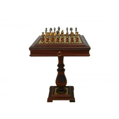 Шах маса + Табла Arabic Style Set