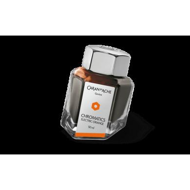 Мастилница CHROMATICS Electric Orange 50ml