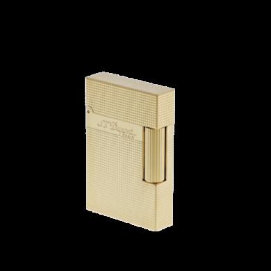 Запалка LIGNE 2 SMALL MICRODIAMOND HEAD YELLOW GOLD