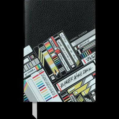 Тефтер Notebook #146 Mixtapes Decor