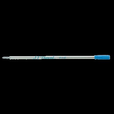 Пълнители химикалка син  Ball point / BLUE F