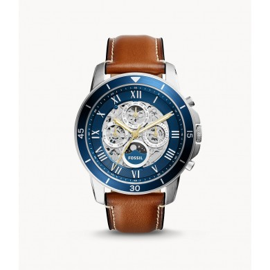 Grant Sport Automatic Luggage Leather