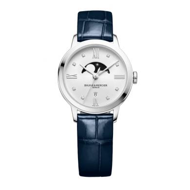 Classima MOA10329  - Dimond - set quartz watch with Moon - Phase