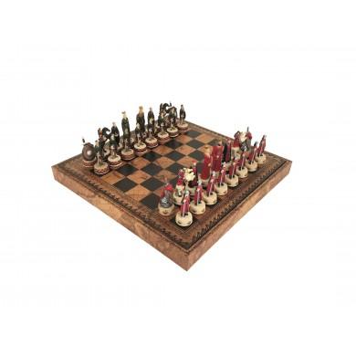 Шах + Табла England Vs Scotland