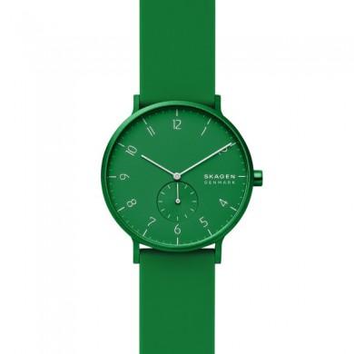 Aaren Kulor Green Silicone 41mm