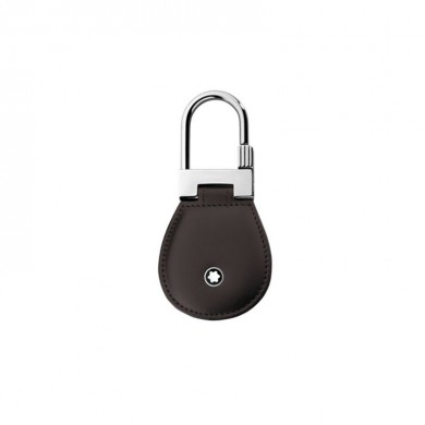 Ключодържател - Montblanc Meisterstuck Brown Leather Key Fob Drop