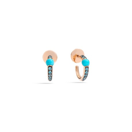 Обеци - Earrings - M'ama non M'ama