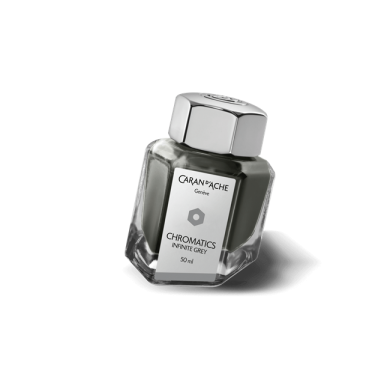 Мастилница CHROMATICS Infinite Grey 50ml