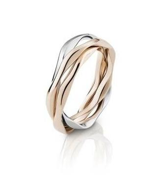 Дамски пръстен Ame de Star