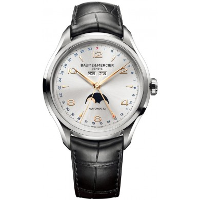 Clifton MOA10055 - Automatic watch with Moon Phase and Date