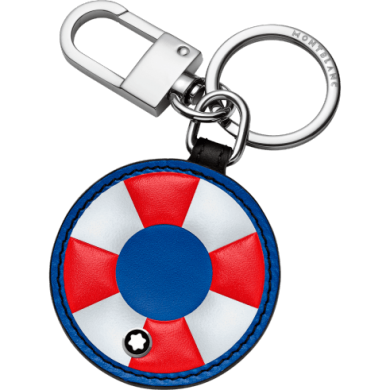 Ключодържател -  Montblanc Meisterstück Soft Grain Life Ring Key Fob