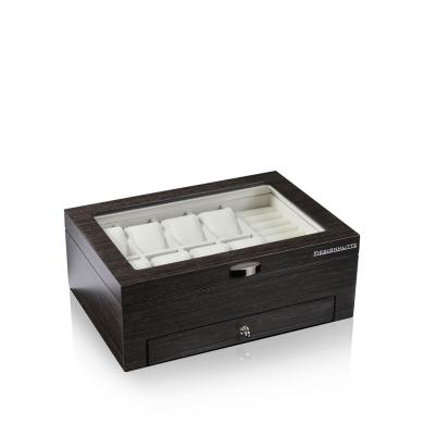 Кутия за часовници и бижута- Watch & Jewelry Box Princeton