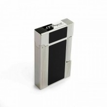 Запалка LIGNE 2 LIGHTER /  WINDSOR BLACK PALLADIUM