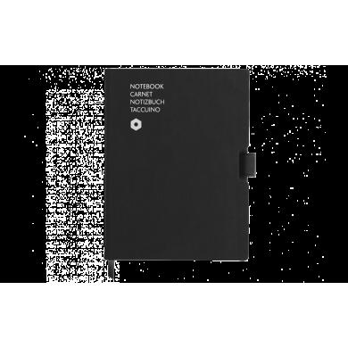 Тефтер 849 А5 Black