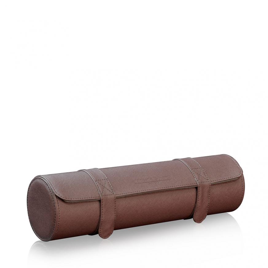 Кутия за часовници - Watch Roll Rondo 5 - Brown