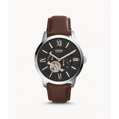 Townsman Automatic Leather Brown