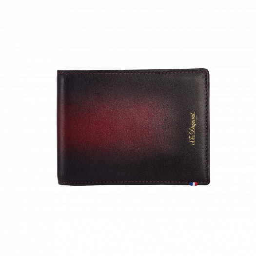 Портфейл ATELIER/WALLET 6 CREDIT CARDS  - RUBY RED
