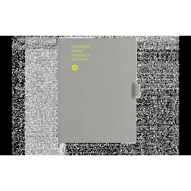 Тефтер 849 А5 Grey