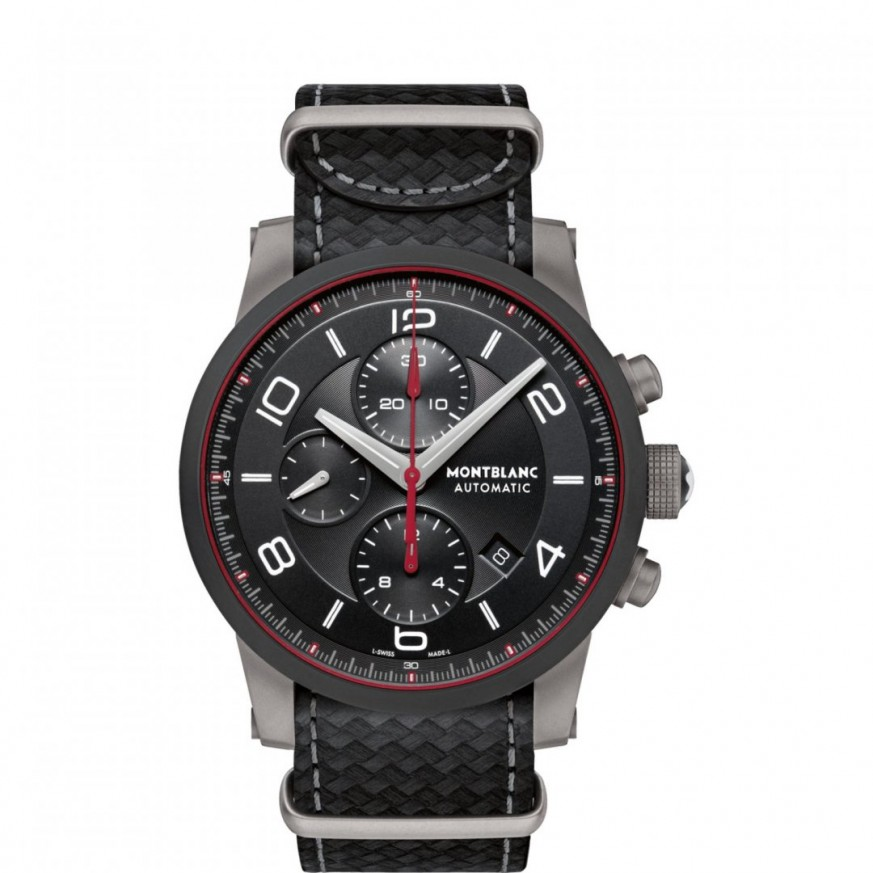 Montblanc TimeWalker Urban Speed Chronograph 43 mm