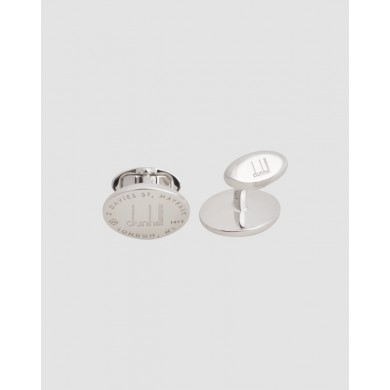Ръкавели - Alfred Dunhill - Longtail Oval Cufflinks