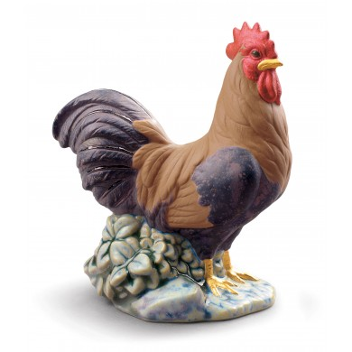 Порцеланова фигура – The Rooster Figurine – Mini