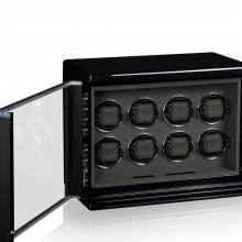 Кутия за навиване на часовници- Watch Winder Meranto 8