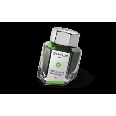 Мастилница CHROMATICS Delicate Green 50ml