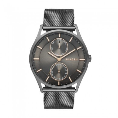 Holst Gray Steel-Mesh Multifunction
