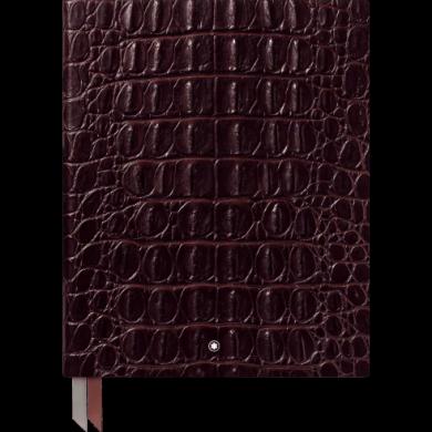 Тефтер Notebook #149 Croco Print Matt Brown