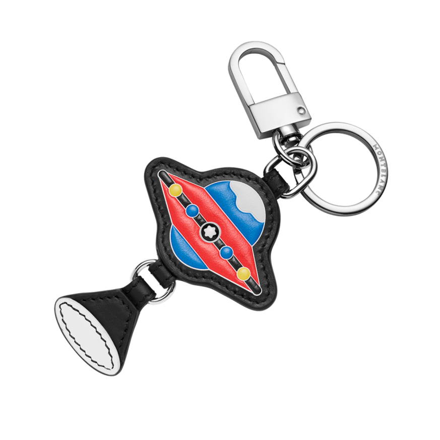 Ключодържател - Meisterstück Soft Grain Key Fob Red Ufo