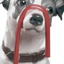 Порцеланова фигура – Jack Russel With Licorice – Dog Figurine