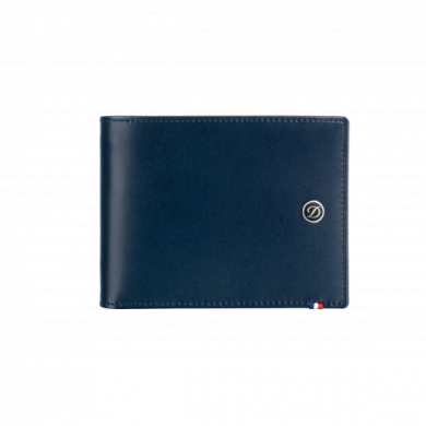 Портфейл LINE D/BILLFOLD 6 CREDIT CARDS NAVU BLUE