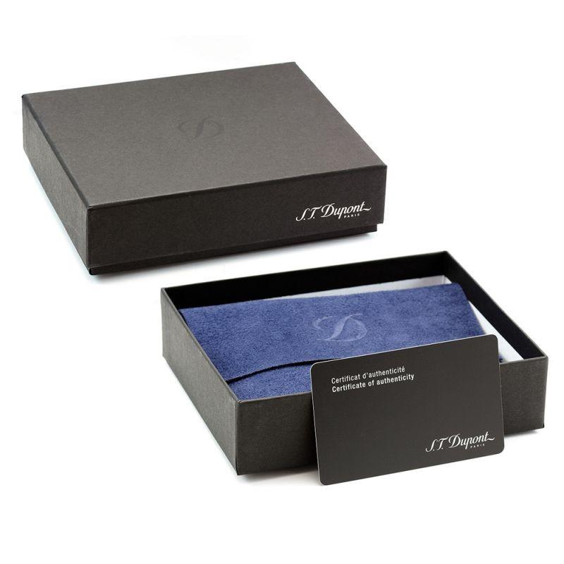 Калъф за визитки и карти LINE D / BUSINESS CARDS HOLDER BLACK