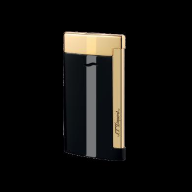 Запалка  Slim 7 /  BLACK GOLDEN