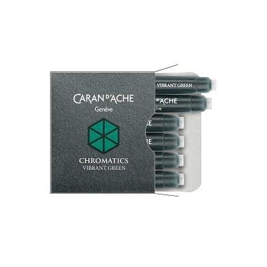 Патрончета за писалка CHROMATIC Vibrant Green