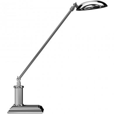 Настолна LED лампа Shiny Chrome