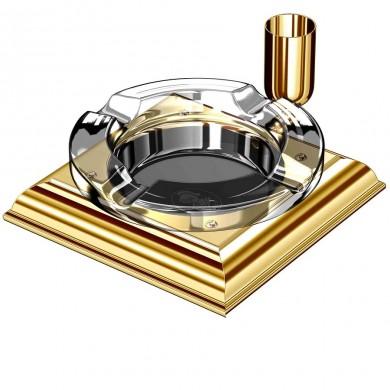 Пепелник за пури 23 KT Gold
