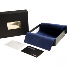 Калъф за карти ATELIER/CREDIT CARDS HOLDER MIDNIGHT BLUE