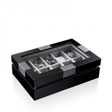 Кутия за часовници Watch Box Executive 10 - Black