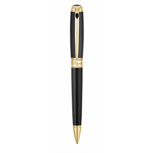 Химикалка LINE D BALL POINT/ BLACK&GOLD LARGE