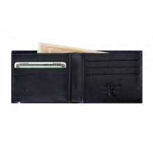 Портфейл LINE D CONTRASTE/BILLFOLD 6 CREDIT CARDS BLACK