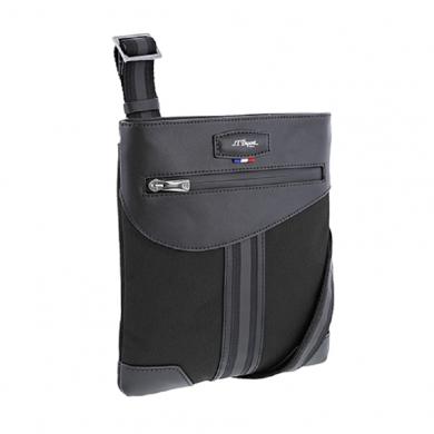 Чанта, малка за през рамо SMALL ZIPPERED BAG/DÉFI MILLENIUM BLACK