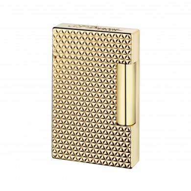 Запалка LIGNE 2 LIGHTER / YELLOW GOLD