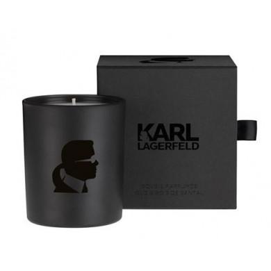 Парфюмна свещ Oud & Bois de Santal - Karl Lagerfeld