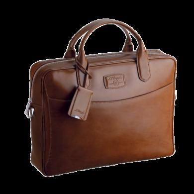 Бизнес чанта за документи LINE D/DOCUMENT HOLDER BROWN