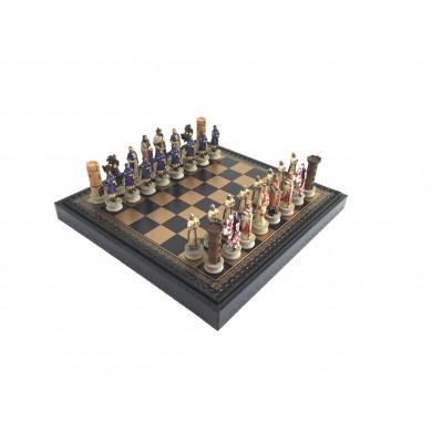 Шах + Табла Crusaders