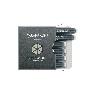 Патрончета за писалка CHROMATICS Infinite Grey